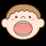 乳歯列(24~36ヶ月ごろ)
